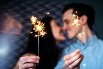 Romantic spark