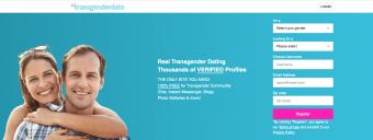 TransgenderDate website