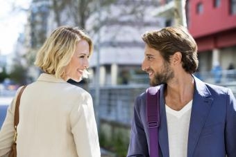 How to Read Male Flirting Signals