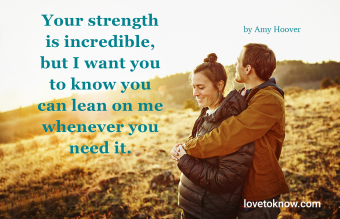 supportive quote for single moms