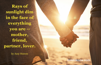 falling in love with a single mom quote