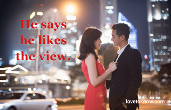 Date night quotes about your outfit