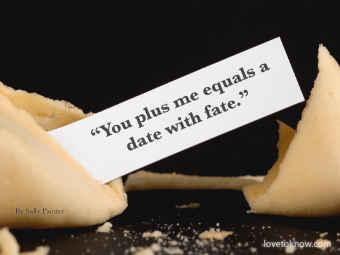 Quote For Online Dating Profile On A Fortune Cookie