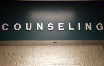 counseling sign