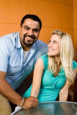 Couple ready for next stage of their relationship
