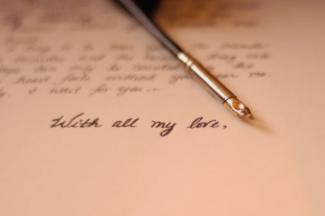 A love letter to my boyfriend what to write