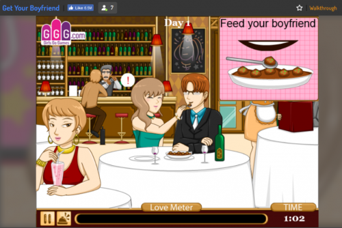 flirting games dating games free games free pc