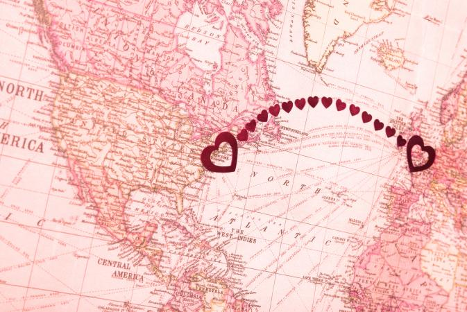 8 Love Poems For Long Distance Relationships Lovetoknow