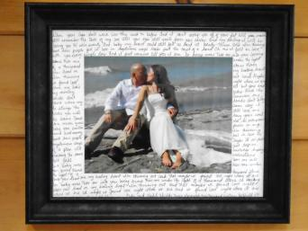 Sentimental Photo Frame