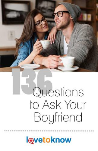 Things to ask a man your dating