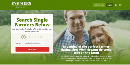 Single farmers dating site