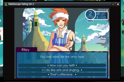 Kaleidoscope dating sim 2 Website