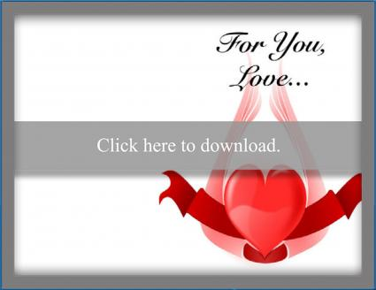 picture about Free Printable Love Cards called 4 Totally free Printable Take pleasure in Playing cards LoveToKnow