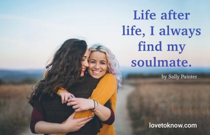 Soulmate quote for her