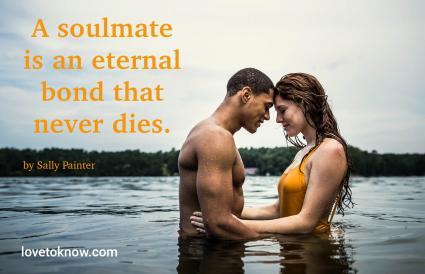 Spiritual soulmate quote
