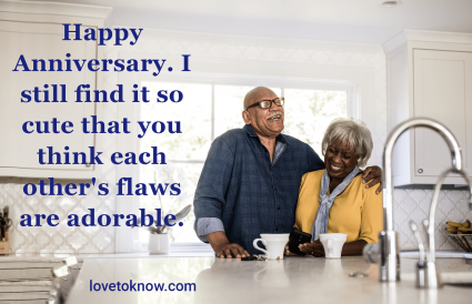 Funny anniversary quotes for couples