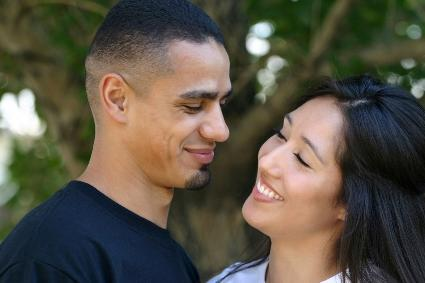 black and latino interracial dating