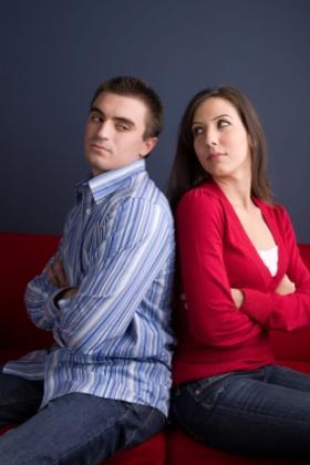 first relationship after divorce