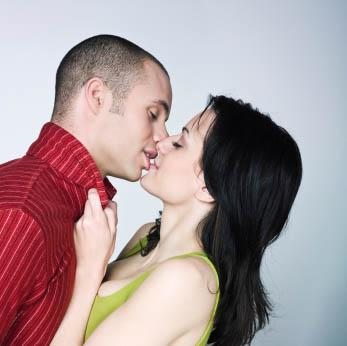 How to kiss a guy romantically