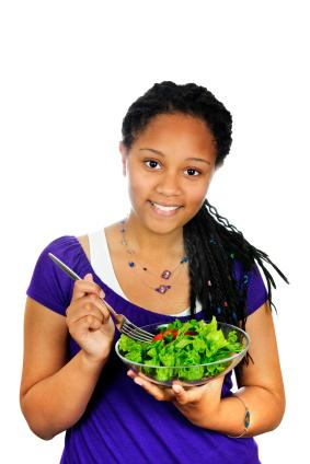 Healthy Diets for Teenagers Wanting to Lose Weight