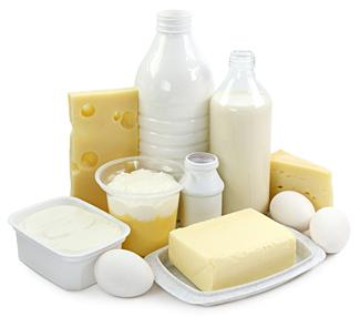 Eggs and Dairy