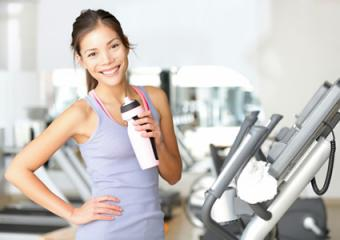 Stay hydrated during workout
