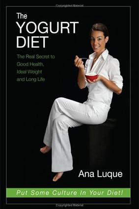 The Yogurt Diet Book