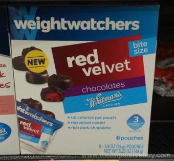 Weight Watchers Red Velvet Bites