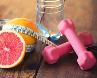 Grapefruit Diet Menu