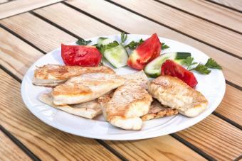 1,600-Calorie Lower Carb Diet Plan