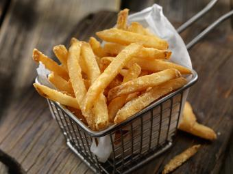 French Fries Nutrition