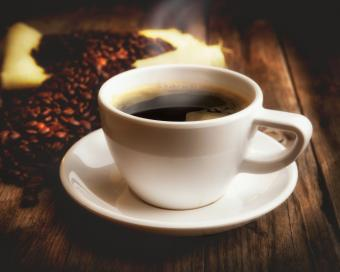 Coffee On an Antifungal Diet