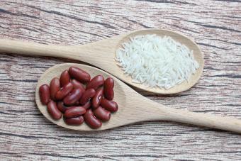 Rice Diet Menu