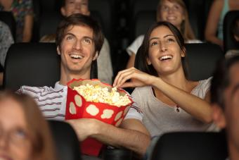 How Many Calories in Movie Theater Popcorn?