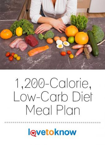 Foods for low-carb meal plan