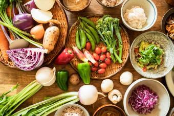 Vegan Food and Ingredients