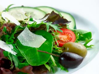 Recommended Foods for the Mediterranean Diet