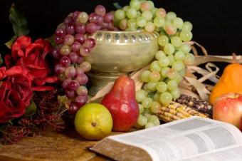 Bible Study on Eating Healthy