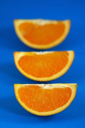 Oranges and Belly Fat
