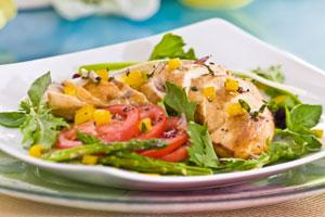 Healthy Meal on the Zone Diet