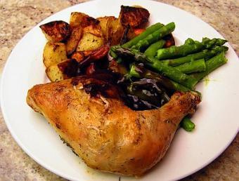 1,800-Calorie Diet Menu