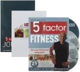 5-Factor Fitness DVDs and Meal Plan
