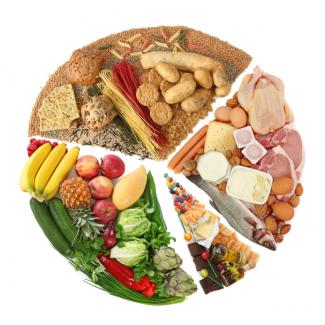 Choosing healthier foods is beneficial in the diabetic diet.