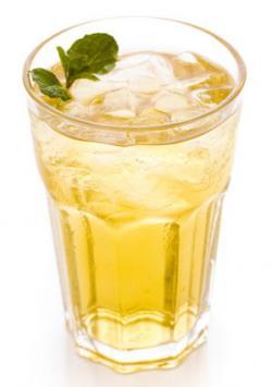 Green tea energy drink