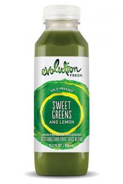 Evolution Fresh Sweet Greens and Lemon