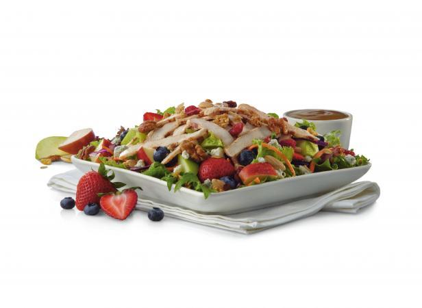 Grilled chicken market salad