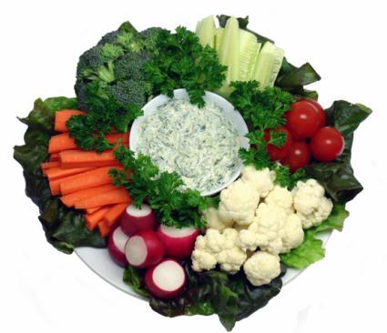 vegetable weight watchers