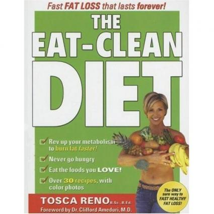Get The Eat-Clean Diet at Amazon
