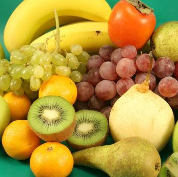 Raw Fruits