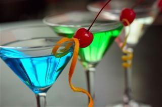 Line of Drinks